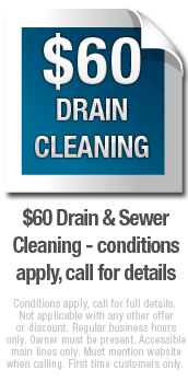 Save on Drain Cleaning